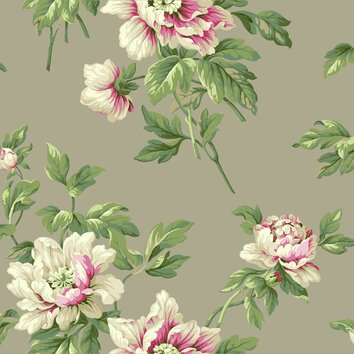 Casabella ii document 33 39 x 20 5 floral and botanical for Bella flora chaise lounge