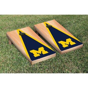 Victory Tailgate Ncaa Michigan Wolverines Hardcourt