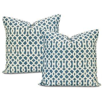 Half Price Drapes Nairobi De Printed Cotton Throw Pillow Cover & Reviews Wayfair