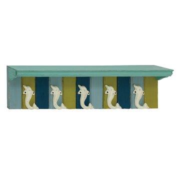 Image Result For Distinctively Designed Wood Metal Wall Shelf