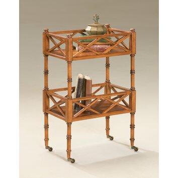 Butler Masterpiece Foster Mobile Serving Cart Allmodern