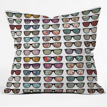 Wayfair Green Throw Pillows : Bianca Green the Way I See It Indoor/Outdoor Throw Pillow Wayfair