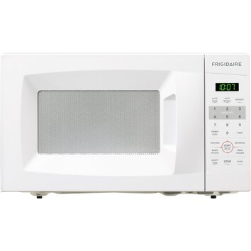 0 7 cu ft 700w countertop microwave wayfair for Frigidaire armoire