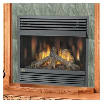 napoleon vent free gas fireplace reviews