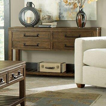 Riverton console table joss main for Bathroom decor riverton