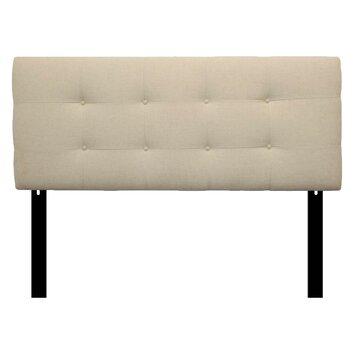 Sole Designs Ali Upholstered Headboard Allmodern