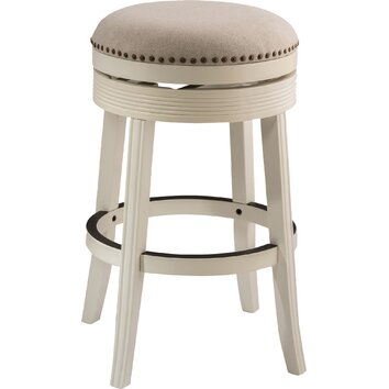 Tillman 26 Quot Swivel Bar Stool Wayfair