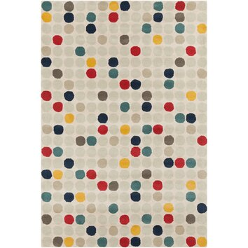 how to put an accent over a letter filament cinzia circles area rug allmodern 22345 | Filament LLC Cinzia Circles Area Rug CIN219 576