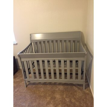 Storkcraft Graco Rory 4 In 1 Convertible Crib Amp Reviews