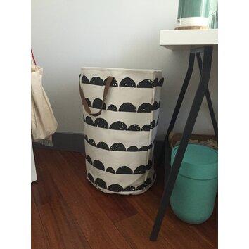 Ferm LIVING Half Moon Laundry Basket AllModern