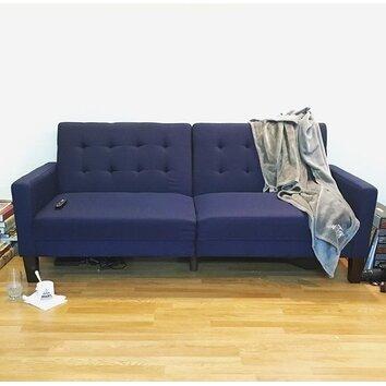 dhp paris convertible futon reviews. Black Bedroom Furniture Sets. Home Design Ideas