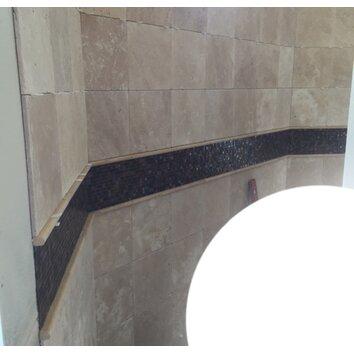 Daltile City Lights 0 5 Quot X 0 5 Quot Glass Mosaic Tile In Monte