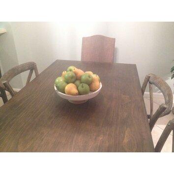 Daria dining table joss main for Joss and main customer service