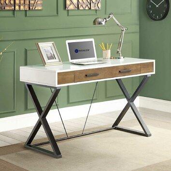 Whalen Furniture Samford Computer Desk Amp Reviews Wayfair