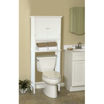 Bathroom Space Saver 24 5 Quot X 62 5 Quot Free Standing Over The