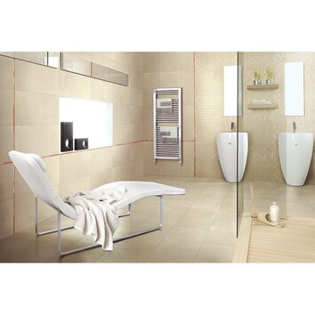 pictures of tiles in bathrooms samson genesis 12 quot x 24 quot porcelain field tile in shell 23988