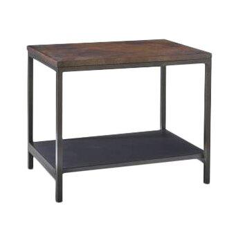 Homeware Sawyer Bunching End Table In Copper Allmodern