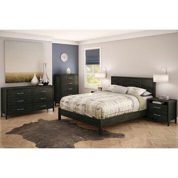 Gravity Queen Platform Customizable Bedroom Set Wayfair