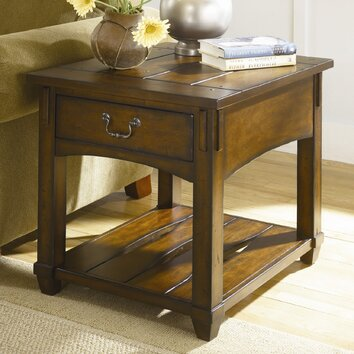 Hammary tacoma end table reviews wayfair for Furniture upholstery tacoma