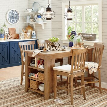 seneca breakfast bar wayfair 13768 | custom image