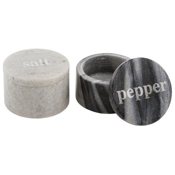 purchase kitchen cabinets thirstystone 4 marble salt and pepper pinch set 25007
