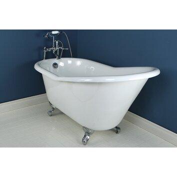Aqua Eden Soaking Bathtub Wayfair