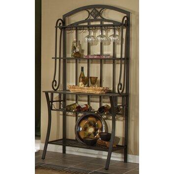 baker 39 s rack wayfair. Black Bedroom Furniture Sets. Home Design Ideas