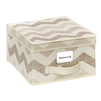 reviews kitchen cabinets macbeth collection textured chevron storage box amp reviews 25576