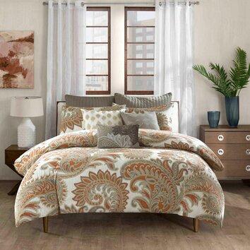 Ink Ivy Mira Comforter Set Amp Reviews Wayfair