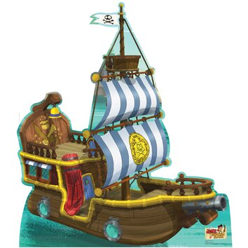 Bucky The Pirate Ship Disney Jake And Neverland Pirates
