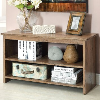 Waldon Open Shelf Console Table Wayfair