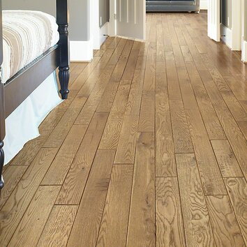 Rolling Hills 4 Quot Solid White Oak Hardwood Flooring In