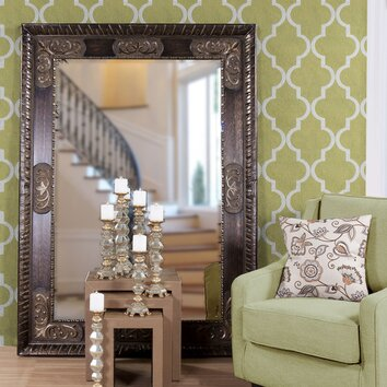 Traditional Tate Leaner Mirror Wayfair