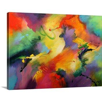 Great Big Canvas Summer Love By Jonas Gerard Graphic Art