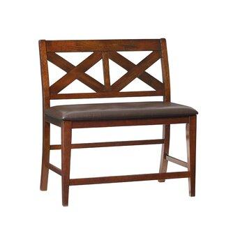standard furniture omaha wood kitchen bench reviews wayfair