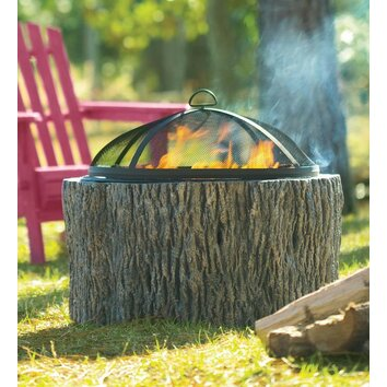 Plow Amp Hearth Cast Stone Fiberglass Fire Pit Amp Reviews