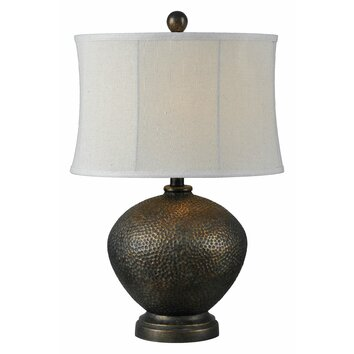 Forty West Miller 23 5 Quot H Table Lamp With Drum Shade