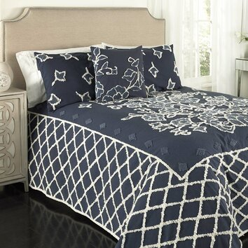 Chenille Bedspread Wayfair