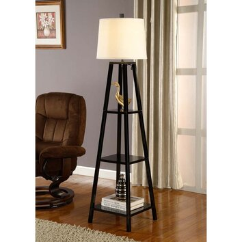 artiva usa elliot 63 tripod floor lamp reviews wayfair. Black Bedroom Furniture Sets. Home Design Ideas