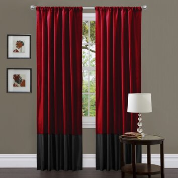 Benton Harbor Curtain Panels Wayfair