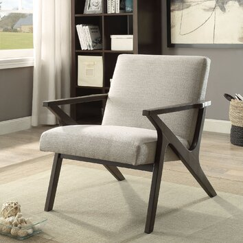 Nspire Upholstered Accent Arm Chair Amp Reviews Wayfair