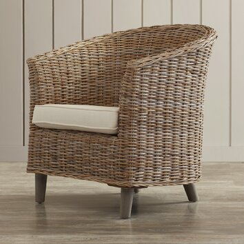 Omni Wicker Accent Chair Joss Amp Main
