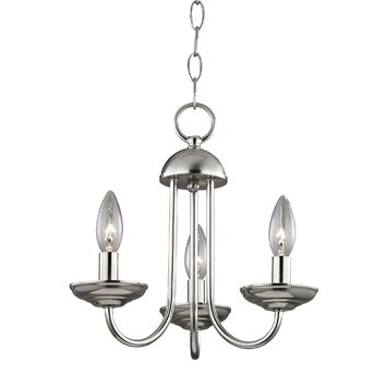 kitchen and lighting mcallen 3 light mini chandelier wayfair 2176