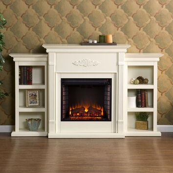 Rosalind Wheeler Aghaleck Electric Fireplace