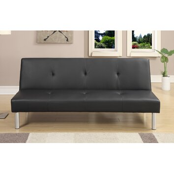 Aria Sleeper Convertible Futon Sofa