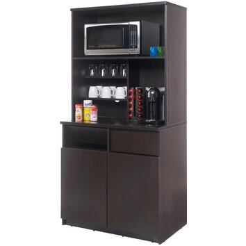 75 X 36 Kitchen Pantry Cabinet Wayfair