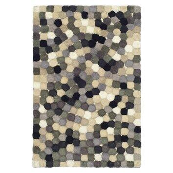 Soho Black & Grey Area Rug | Wayfair