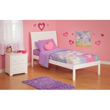 Atlantic furniture portland wood headboard reviews wayfair - Bedroom furniture portland maine ...
