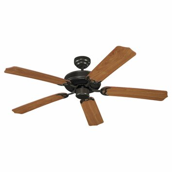 wayfair bathroom cabinets 52 quot quality max 5 blade ceiling fan wayfair 15030