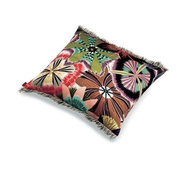 All Modern Missoni Pillows : Missoni Home Passiflora T59 Cotton Throw Pillow AllModern